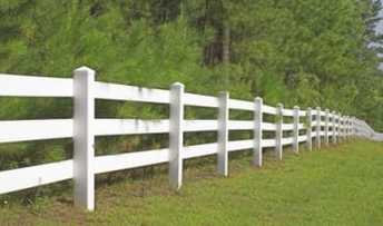 photo fence installation service company asheville nc